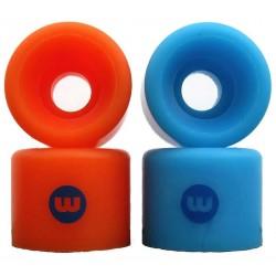 Meneghini Orange GK Wheels...